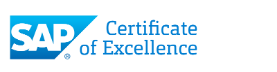 SAP Certificate of Excellence